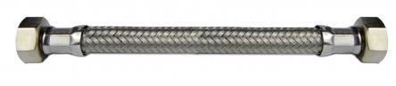 Luxor Шланг для воды 1/2В х1/2В 1000мм (никель)