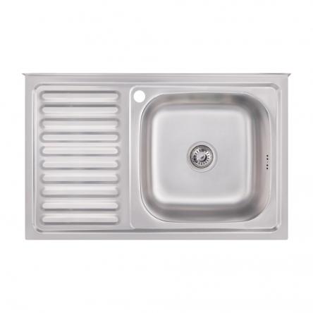 Imperial Кухонная мойка 5080-R Satin (IMP5080RSAT)