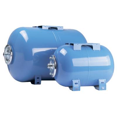 Гидроаккумулятор горизонтальный VAO 100 л