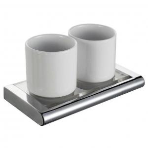 Haceka Viero Стакан для зубных щеток двойной (415408)