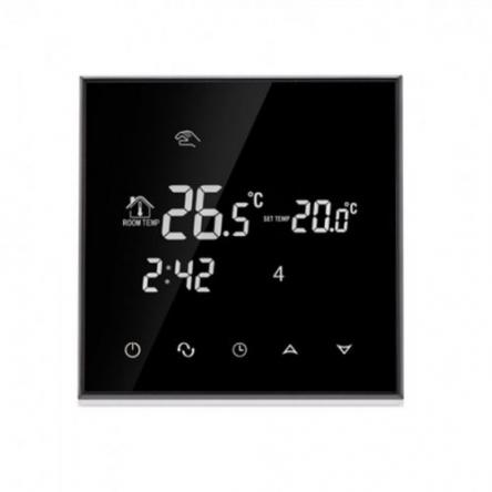 Profitherm Wi-Fi Onyx Black з 2-ма датчиками: підлоги і повітря.