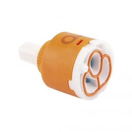 Картридж Qtap 40 з пластиковим штоком