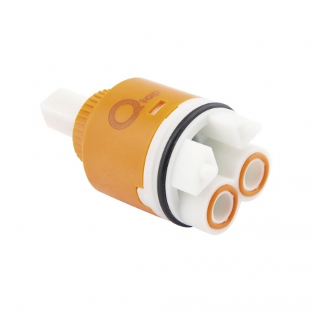 Картридж Qtap 35 New з пластиковим штоком