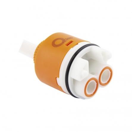 Картридж Qtap 40 New з пластиковим штоком