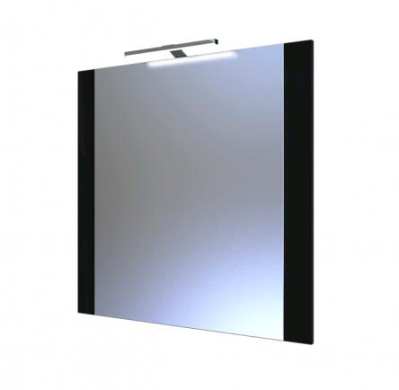 Aquart STELLA Зеркало 60 (белое), с подсветкой