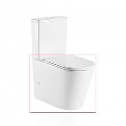 Koller Pool ORION унитаз напольный с сидением Soft-close без бачка - OR-0650-RC-C