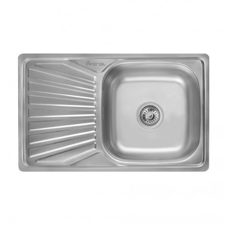 Кухонна мийка Imperial 7848 Micro Decor (IMP7848DEC)