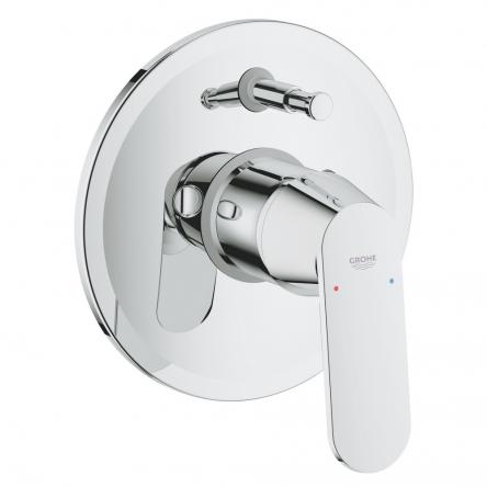 Eurosmart Cosmopolitan Одноважільний змішувач для ванни прихованого монтажу