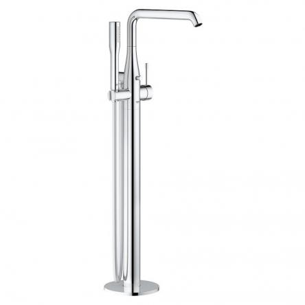 Grohe ESSENCE New смеситель для ванны, однорычажный, напольный монтаж - 23491001