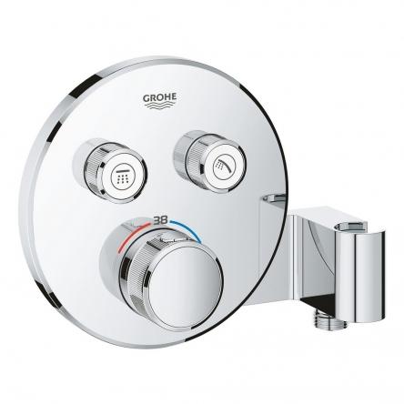 Grohe SMARTCONTROL термостат для душа/ванны на 3 потребителя - 29120000
