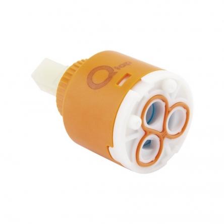 Картридж Qtap 35 ECO з пластиковим штоком