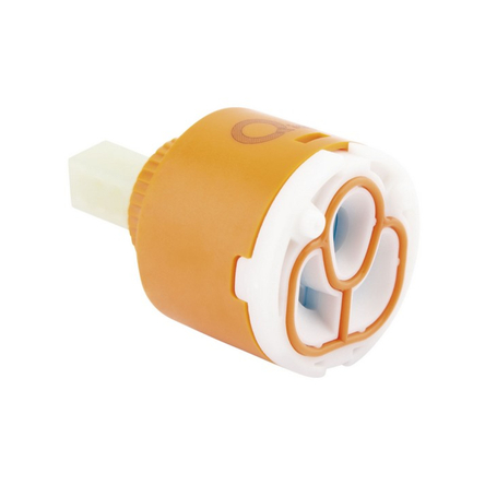 Картридж Qtap 40 ECO з пластиковим штоком