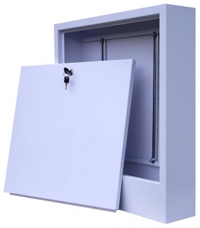 Шкаф коллекторный настенный SGN-1(6 контуров)