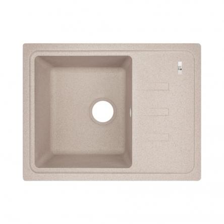 Кухонна мийка Lidz 620x435/200 MAR-07 (LIDZMAR07620435200)