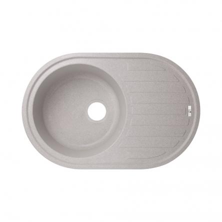 Кухонна мийка Lidz 780x500/200 GRA-09 (LIDZGRA09780500200)