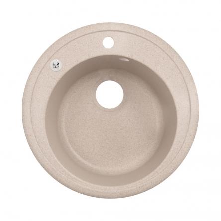 Кухонна мийка Lidz D510/200 MAR-07 (LIDZMAR07D510200)