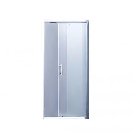 Душові двері в нішу Lidz Zycie SD100x185.CRM.FR Frost