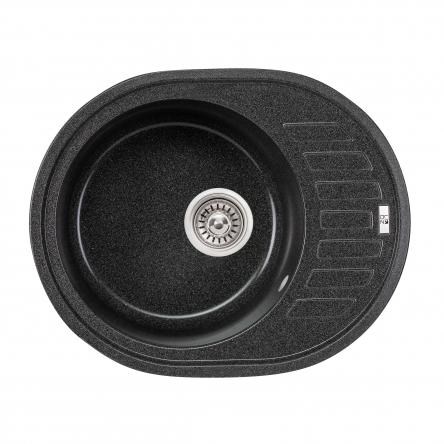Кухонна мийка Lidz 620x500/200 GRF-13 (LIDZGRF13620500200)