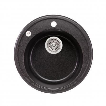 Кухонна мийка Lidz D510/200 GRF-13 (LIDZGRF13D510200)