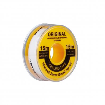 Фум жовтий SD Plus 15 м SD262YW15
