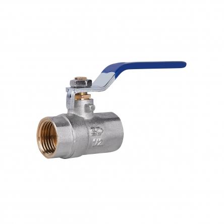 """Кран кульовий SD Plus 1/2"""" ВР для води (важіль) SD600W15"""