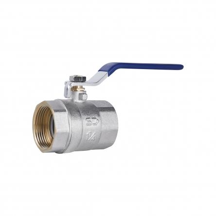 """Кран кульовий SD Plus 1"""" 1/4 ВР для води (важіль) SD600W32"""