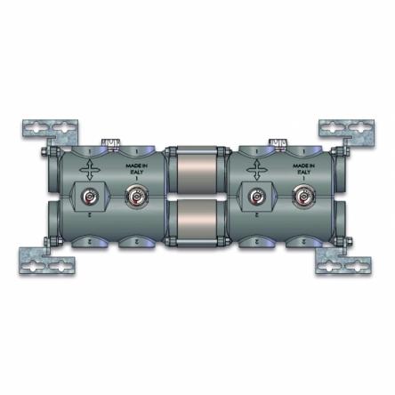 Luxor Сборка для топочной (модульная система)