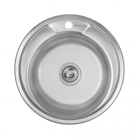 Imperial Кухонная мойка 490-A Satin  (IMP490ASAT)