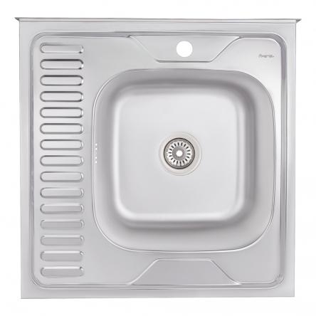 Imperial Кухонная мойка 6060-R Satin (IMP6060RSAT)