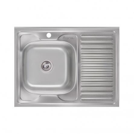 Imperial Кухонная мойка 6080-L Decor (IMP6080L06DEC)