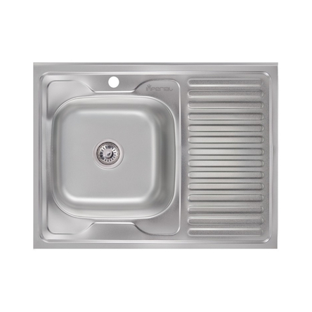 Кухонна мийка Imperial 6080-L Decor (IMP6080L06DEC)