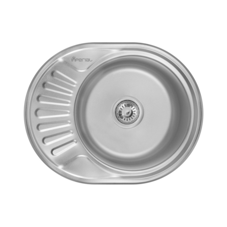 Кухонна мийка Imperial 5745 Satin (IMP574506SAT)