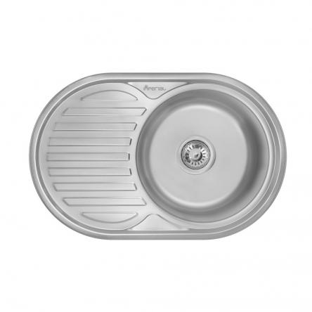 Кухонна мийка Imperial 7750 Micro Decor (IMP775006DEC)