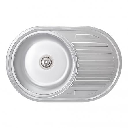 Кухонна мийка Imperial 7750 Satin (IMP775006SAT)