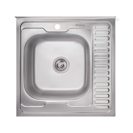 Imperial Кухонная мойка 6060-L Satin (IMP6060L06SAT)