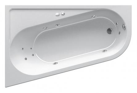 Ravak гидромассажная ванна Ванна 10° 170x100 L Eco Hydro