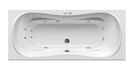 Ravak гидромассажная ванна Campanula II 180x80 Eco Hydro