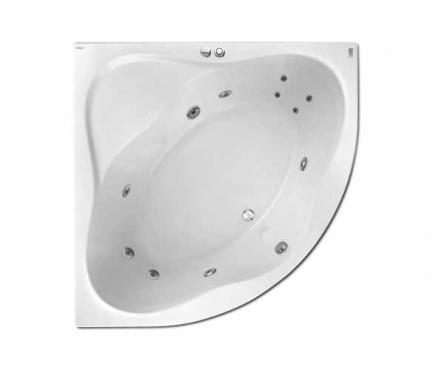Ravak гидромассажная ванна New Day 150х150 Eco Hydro