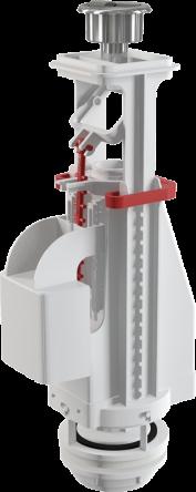 Alcaplast Сливной механизм с двойной кнопкой 590x390x430 A08