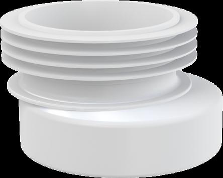 Alcaplast Манжета для унитаза эксцентрическая A990