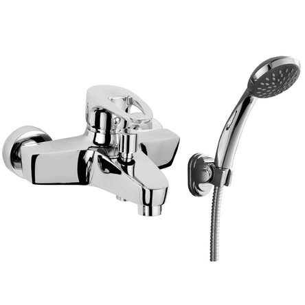 Rozzy Jenori BOSS смеситель для ванны однорычажный, хром 40мм - RBZ077-3