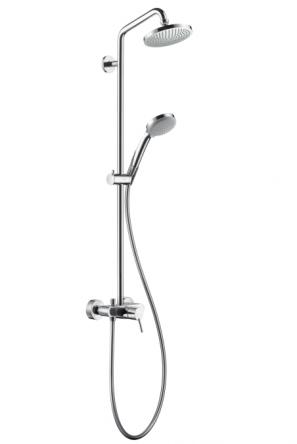 Hansgrohe Croma 100 Showerpipe Душевая система - 27154000