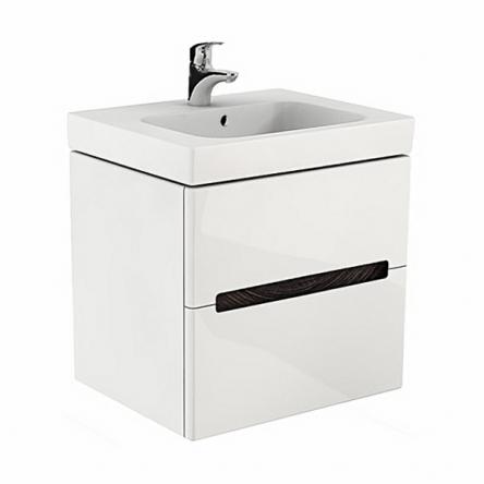 Kolo MODO шкафчик под умывальник 60*65*48см белый глянец (пол.) - 89425000