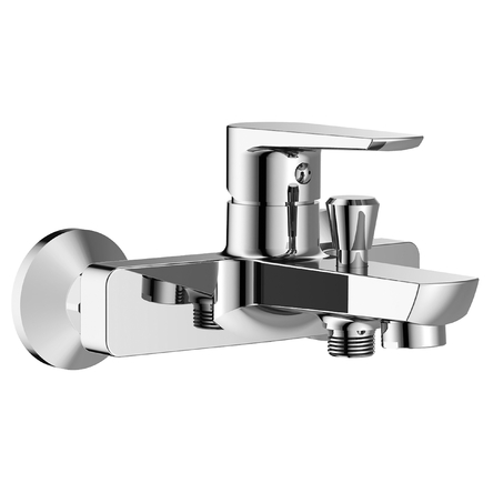 Imprese BRECLAV cмеситель для ванны, хром, 35 мм - 10245