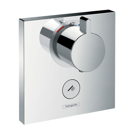 Hansgrohe ShowerSelect Highflow Термостат для душа встраиваемый без подключения шланга - 15761000