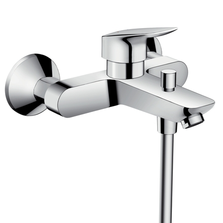Hansgrohe Logis Смеситель для ванны, однорычажный - 71400000