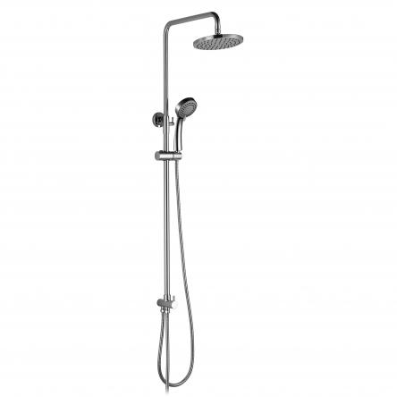 Imprese Система душевая без смесителя (верхний и ручной душ 3 режима, шланг 1,5м) - T-15084