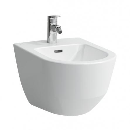 Laufen PRO биде подвесное, без боковых отверстий для подвода воды - H8309520003021