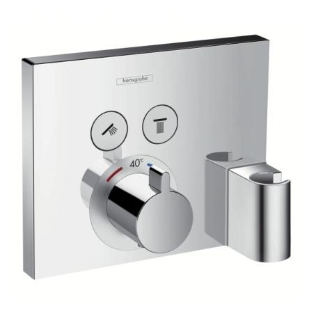 Hansgrohe Shower Select Термостат для двух потребителей, СМ - 15765000