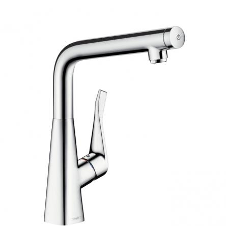 Hansgrohe Metris Select Смеситель для кухни, однорычажный - 14883000